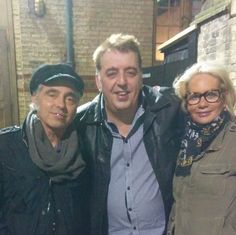 Nils, Tony and Amy