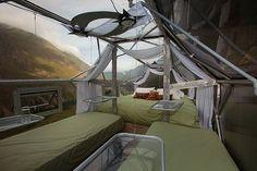 Skylodge Adventure Suites, Natura Vive, 2013.