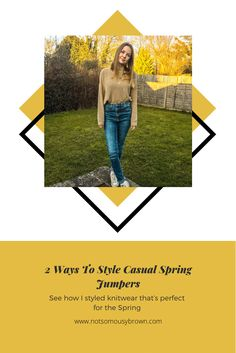 Warm Spring, Spring Weather, Spring Looks, 2 Way, Beige Color, Fashion Bloggers, Casual Looks, Color Mixing, Spring Fashion
