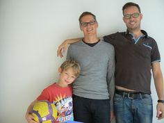 Wonderful Home Exchange with gay parents, Michael and Jørgen in Frederiksberg C, Copenhagen, Denmark - Home Around the World