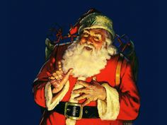 Old Santa Claus | ... only place in etowah county to see the real santa clause was in the