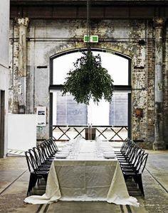 LA MAISON POETIQUE - gorgeous dining space