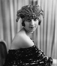 Jeanne Paquin (1869 - 1936) was a French  fashion designer, known for her  resolutely modern and innovative  designs.