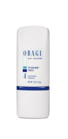 An exfoliating lotion for normal to oily skin.