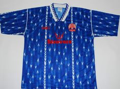 1993-1994 COLCHESTER UNITED SPALL HOME FOOTBALL SHIRT (SIZE XL)