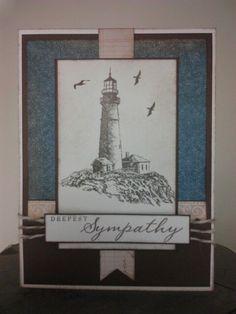 www.owletcreations.blogspot.com #Close To My Heart # Sympathy card