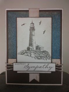 www.owletcreations.blogspot.com #Close To My Heart # Sympathy card