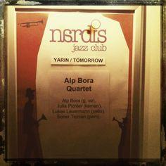 ISTANBUL w/ Alp Bora Quartet