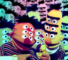 Muppets Trippy Pictures, Acid Trip, Fraggle Rock, Bizarre, Were All Mad Here, Psychedelic Art, Tumblr, Pastel Goth, Artsy Fartsy