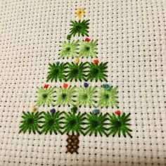Cross Stitch Maker, 123 Cross Stitch, Cross Stitch Numbers, Easy Cross Stitch Patterns, Cross Stitch Tree, Cross Stitch Borders, Cross Stitch Alphabet, Simple Cross Stitch, Cross Stitch Designs