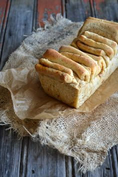 Cheese and Thyme Pull Appart Bread
