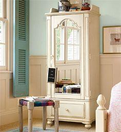 Paula Deen Gals Dressing Cabinet