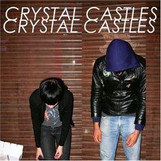 Crystal Castles // Crystal Castles (2008) #AlbumArt #LogoCore
