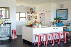 A Quirky, Colorful, Contemporary Cape Town Home — House Tour