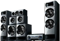 Enjoy complete audio entertainment experience with Sony all-in-one, hi-fi party speakers with DVD & Bluetooth® technology. Get powerful sound & stylish speaker design with Sony party speakers. Sony Home Theatre, Home Theater Speaker System, Best Home Theater System, Party Speakers, Home Speakers, Bluetooth, Sony Electronics, Music System, Speaker Design