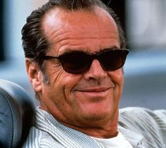 Reports from Hollywood suggest that Jack Nicholson has called time on his film career. The has been nominated for an Oscar 12 times, more than any other male actor, a good reason for us to bring you some highlights. Love Movie, I Movie, Movie Stars, Jack Nicholson, Greg Kinnear, Best Actor Oscar, Star Wars, Oscar Winners, Comedy Movies