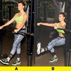 Learn the right way to do this exercise, and get four more moves for an AWESOME weight-room workout here: http://www.womenshealthmag.com/fitness/barbel?cm_mmc=Pinterest-_-WomensHealth-_-Content-Fitness-_-favoritenewworkout