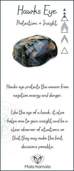 Hawk's Eye: protection & insight