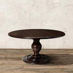 """Asolo 60"""" Round Dining Table in Noceto"""