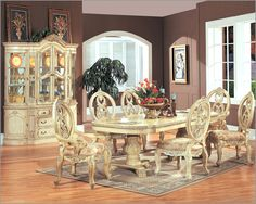 Expensive Dining Room Furniture  Fancy Luxury Formal Dining Room Mesmerizing Traditional Dining Room Chairs Inspiration