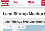The Lean Start up mouvement might be a big shift / Mouvement à ne pas manquer, juste ça !