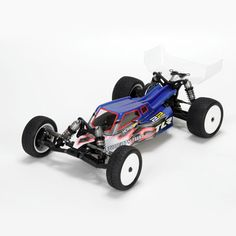 The evolution of the Team Losi Racing (TLR)22 platform continues with the 22 3.0 buggy. Changes include a wider chassis, new motor location and a revised suspension. The kit also includes the option parts necessary to build a pro-level vehicle, right out of the box.