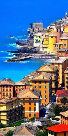 #Camogli, #Italy http://en.directrooms.com/hotels/district/2-31-1074-55225/