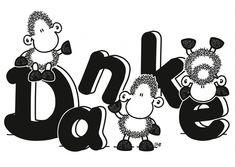Danke | sheepworld | Echte Postkarten online versenden | sheepworld