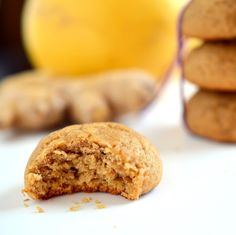 ginger cookies and more...