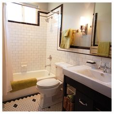 guest bathroom reveal!!