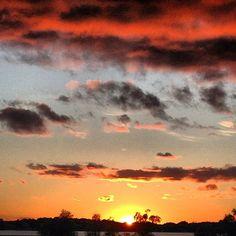Chilly summer eve. #sunset #sky #sun #clouds #lakeminnetonka #minnesota #tonka #lakelife