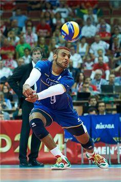 Match - France-Brazil - FIVB Volleyball Men's World Championship Poland 2014
