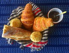 Panes y mermelada de higos