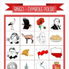 Montessori, Little Flowers, Bingo, Poland, Diy And Crafts, Playing Cards, Teaching, Education, School