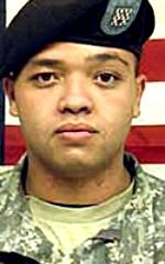 Army SPC Cameron K. Payne, 22, of Corona, California. Died June 11, 2007, serving during Operation Iraqi Freedom. Assigned to 2nd Battalion, 16th Infantry Regiment, 4th Infantry Brigade Combat Team, 1st Infantry Division, Fort Riley, Kansas. Died in Balad, Salah ad Din Province, Iraq,of injuries sustained when an improvised explosive device detonated near his vehicle during combat operations in Baghdad, Iraq.