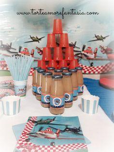 #Disney #Planes #Party #Personalizzati #Baby #Succo #Bottiglie #Personalizzato www.torteamorefantasia.com