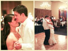 Three things a bride can do to make sure you have the wedding reception pictures you want.  www.Lisa-Marie-Photography.com