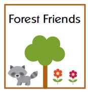 Forest Friends Kindergarten Kit