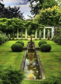 Untitled #formal gardens