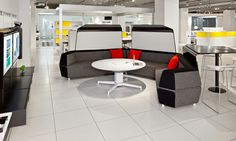 Cubicle Couches and Other Hot Trends in Workplace Design- Wired