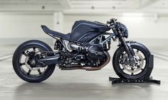 Diamond Atelier Built a Beastly BMW R nineT Neo-Racer