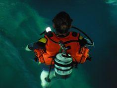 Kann Leben retten: das Licht reflektierende DIVETY von Seareq.