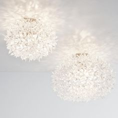 Kartell   Bloom Ball Ceiling  Wall Lamp