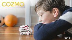 Anki launches Cozmo robot - Price Videos #Drones #Gadgets #Gizmos #PowerBanks #Smartpens #Smartwatches #VR #Wearables @GadgetsEden  #GadgetsEden