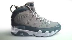 """Air Jordan Retro IX """"Cool Grey"""" – Release Date"""