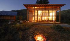 Twisp Cabin | Johnston Architects