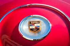 Chrysler Images by Jill Reger - Images of Chryslers - 1960 Chrysler Imperial Crown Convertible Emblem