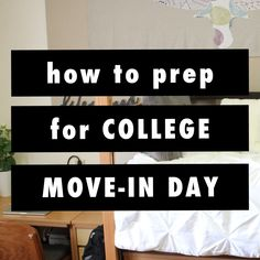 The Ultimate Guide To Preparing For College Move-In Day - Jessica Slaughter College Packing Tips, College Freshman Tips, First Day Of College, College Hacks, Freshman Year, College Dorms, College Board, Packing Lists, Dorm Life