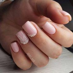 Nail Shapes - My Cool Nail Designs Acrylic Nail Shapes, Gel Nail Art, Bride Nails, Wedding Nails, Cute Nails, Pretty Nails, Hard Gel Nails, Beauty Nail, Different Nail Shapes