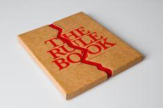 THE RULE BOOK #Print #Bespoke #Book #Creativity